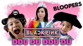 BLOOPERS - BLACKPINK DDU-DU DDU-DU Parody Parodi Blackpink Du Du Du   Parodi Lagu   CnX Adventurers