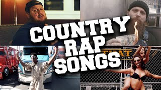 Top 50 Most Popular Country Rap Songs 2020 (Until September)