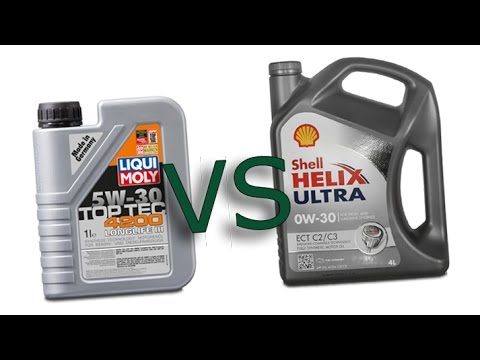 liqui moly 5w30 top tec 4200 longlife iii vs shell helix. Black Bedroom Furniture Sets. Home Design Ideas