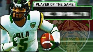 Backup WR Has Breakout Game | NCAA 14 Alaska Eagles Dynasty Ep. 39