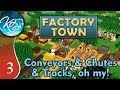 Factory Town Ep 3: RENEWABLE RESOURCES - (Extremely Alpha!) - Let's Play, Gameplay