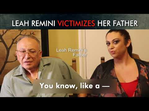 Scientology and the Aftermath: Leah Remini's Father On Her Victimizing Him