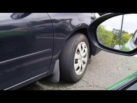 Bald tire alert