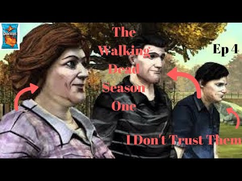 I Don't Trust ST. John's / The Walking Dead Season One Ep 4
