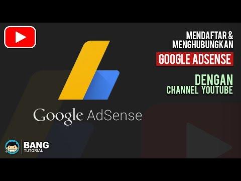 Cara Mendaftar Google Adsense Untuk Channel Youtube Di Hp Android | YOUTUBE TUTORIAL #4