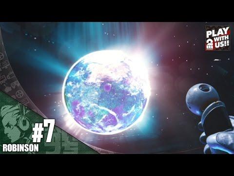 #7【PSVR】おついちの「Robinson: The Journey」【2BRO.】END