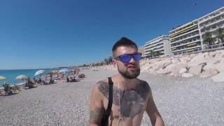 Ницца, пляж(, 2016-09-05T12:28:51.000Z)