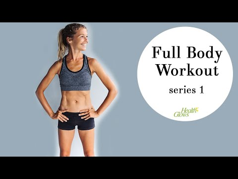 Exercise With Marina From Health Glows - series 1