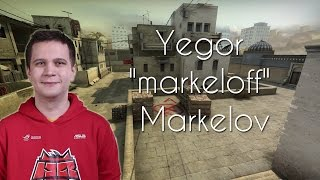 "CS:GO Yegor ""markeloff"" Markelov Movie"