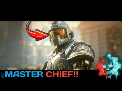 master chief llegara a gears of war 4 crossover de halo en gears