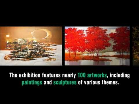Charity art exhibition for underprivileged artists held in Ho Chi Minh City