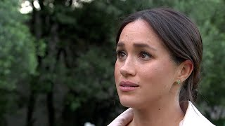video: Meghan, Duchess of Sussex, reveals she had a miscarriage in July
