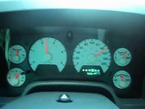 Dodge ram bully dog 0-200 km/h - YouTube