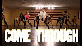 SUMMER WALKER - COME THROUGH | #theINstituteofDancers | Choreography Imani