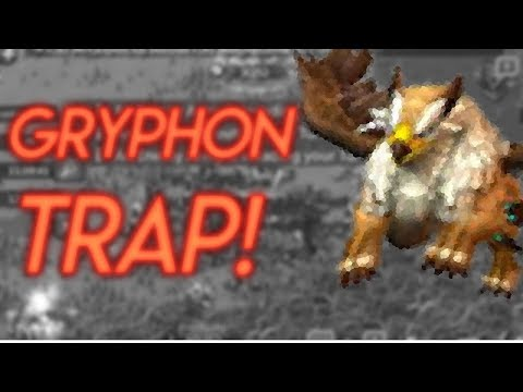 Lords Mobile - Gryphon Trap During KvK