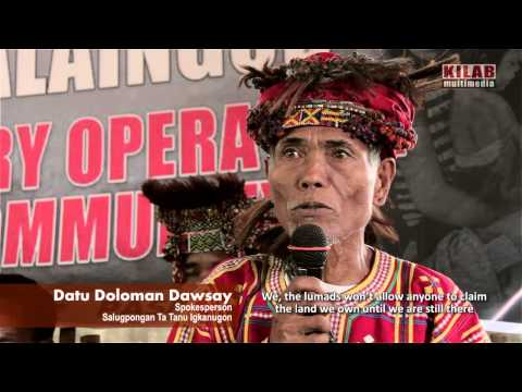 DEFEND TALAINGOD: The Lumad's Quest for Justice [Eng Sub]