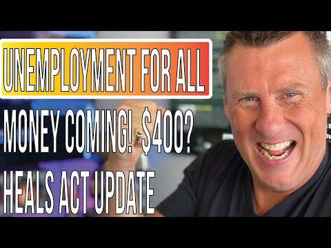 Unemployment For All 7-28-20: $200 Week Unemployment Benefits 70% Wage Takes 20 Weeks Give Us $600!
