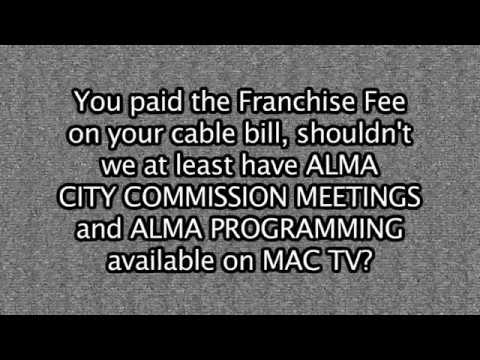 How Funding for MAC TV works through Charter Cable