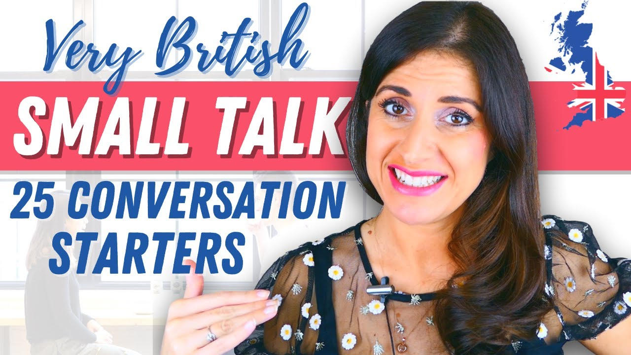 Download Very British Small Talk   How To Have a Great English Conversation