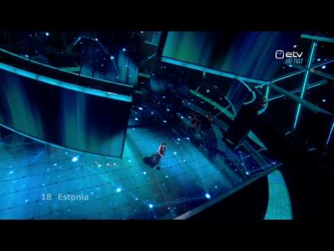 Urban Symphony - Rändajad (semi final on Eurovision 2009 live)