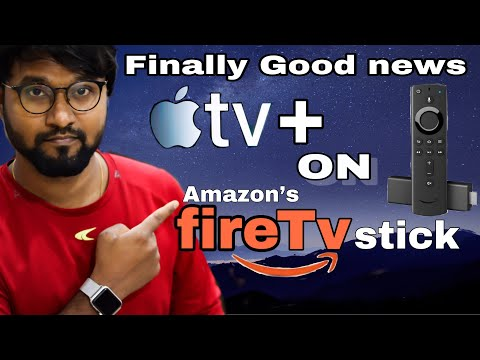 Apple TV plus On Fire TV stick Devices & Smart TV's/ Apple TV+ subscription plan and More