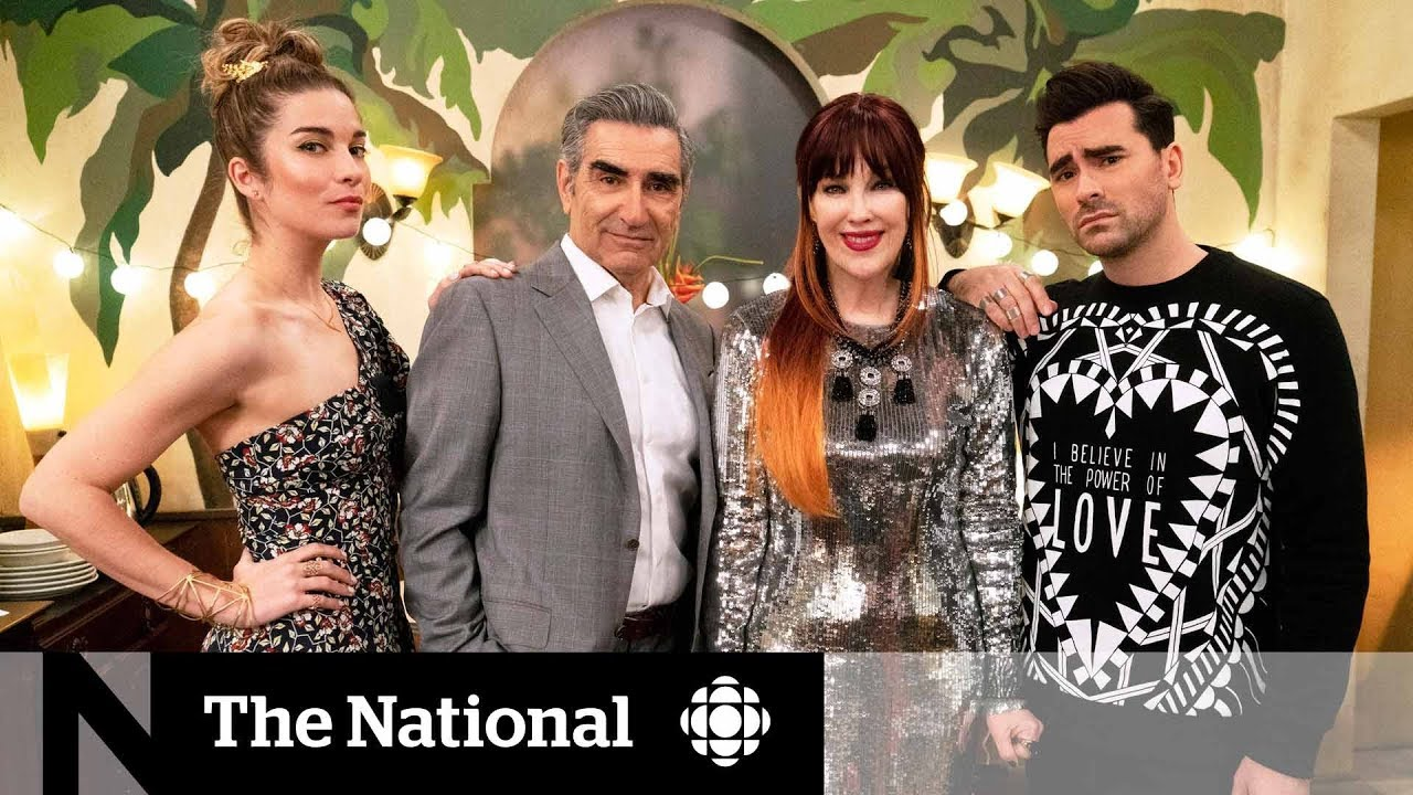 'Schitt's Creek' cast says an emotional goodbye - CNN