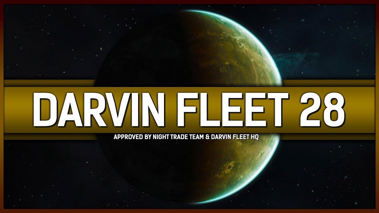 EVE Online Двадцать восьмой вылет Дарвин Флота в Black Rise | смотреть онлайн всякую хрень