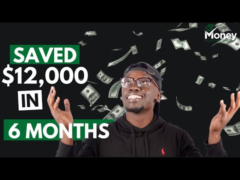 Best Money Saving Trick: Pay Yourself First | HOW TO SAVE MONEY