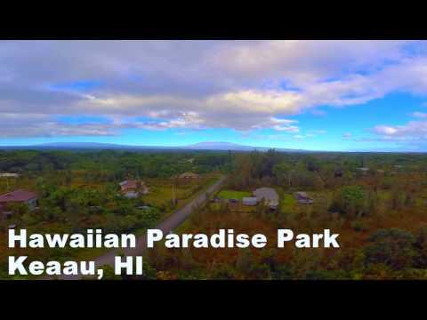 Hawaiian Paradise Park, Keaau Hi