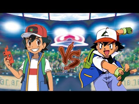 Pokemon Sword And Shield: Galar Ash Vs Ash Kanto (Galar Ash Team Prediction)