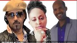 discussion Part 1 With  Activist Amanuel/Rasta : Activist Salih & Tgrian/Ethiopian activist Gidey