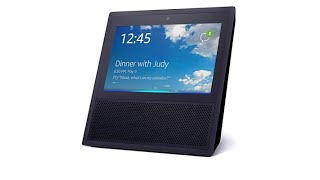 "Amazon Echo Show Alexa Voice Assistant with 7"" Touchscre..."