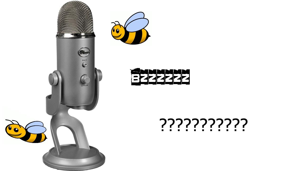 one way to fix buzzing humming with a blue yeti usb mic youtube. Black Bedroom Furniture Sets. Home Design Ideas