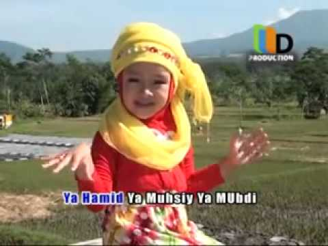 Asmaul Husna 99 Nama Alloh Lagu Islami Anak Anak