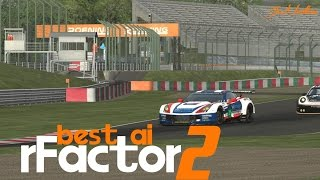 rFactor 2: The Best Offline Sim Racing Experience/Best AI
