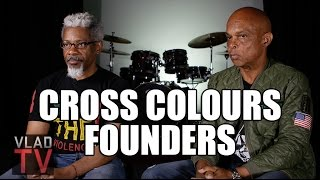 Cross Colours Founders on Being $300K in Debt to Making $20M in 3 Days