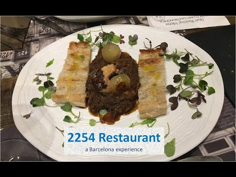 2254 Restaurant - Barcelona's Most Under-Rated Tapas