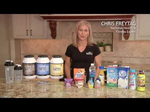 Quick and Easy ways to incorporate BiPro Whey Protein into your Lifestyle!
