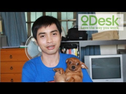 oDesk Home based Job Review