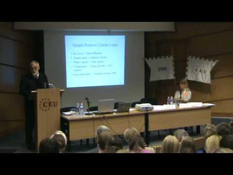 "Dennis Meadows ""Four steps to success in Copenhagen"""