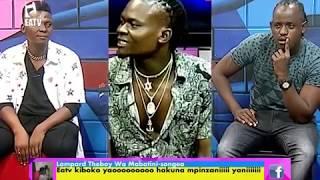 Baixar Trillion TZ watoa siri ya makundi ya muziki Tanzania kuvunjika.