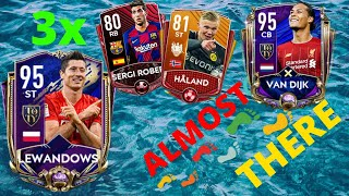 Fifa Mobile 20 l 3 Tries on UTOTY LEWANDOWSKI! Claiming Rewards l TOTW Elite in a PACK!