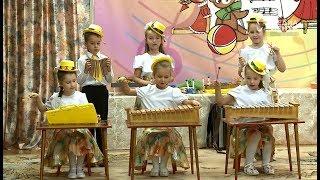 Фестиваль игры на музыкальных инструментах в детском саду