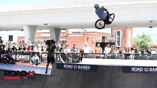 REPLAY: BMX Park Qualifier | Road to X Games Boise 2019