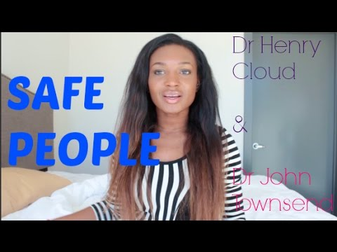 Book Review: Safe People 🔐🚸by Dr Cloud & Townsend | Merry's Bookclub