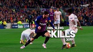 Lionel Messi 2019 best dribbling skills hd