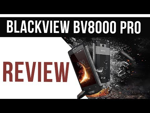 Blackview BV8000 Pro Review – Super Rugged Flagship Phone