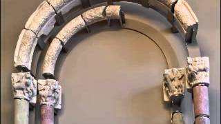 Portada de la iglesia de Sant Vicenç de Malla