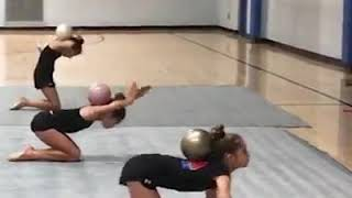 little gymnast 2018