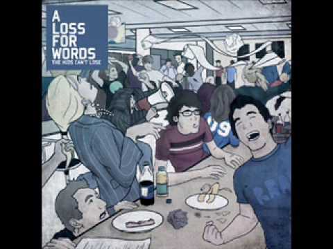 A Loss For Words - Heavy Lies The Crown